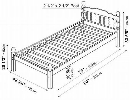 Twin Size Mattress Dimensions and Reviews