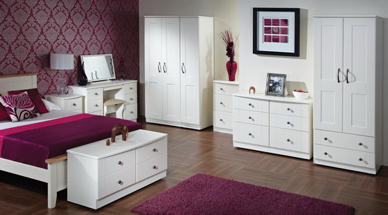 Are You Suffering From Insomnia Could White Bedroom Furniture Help