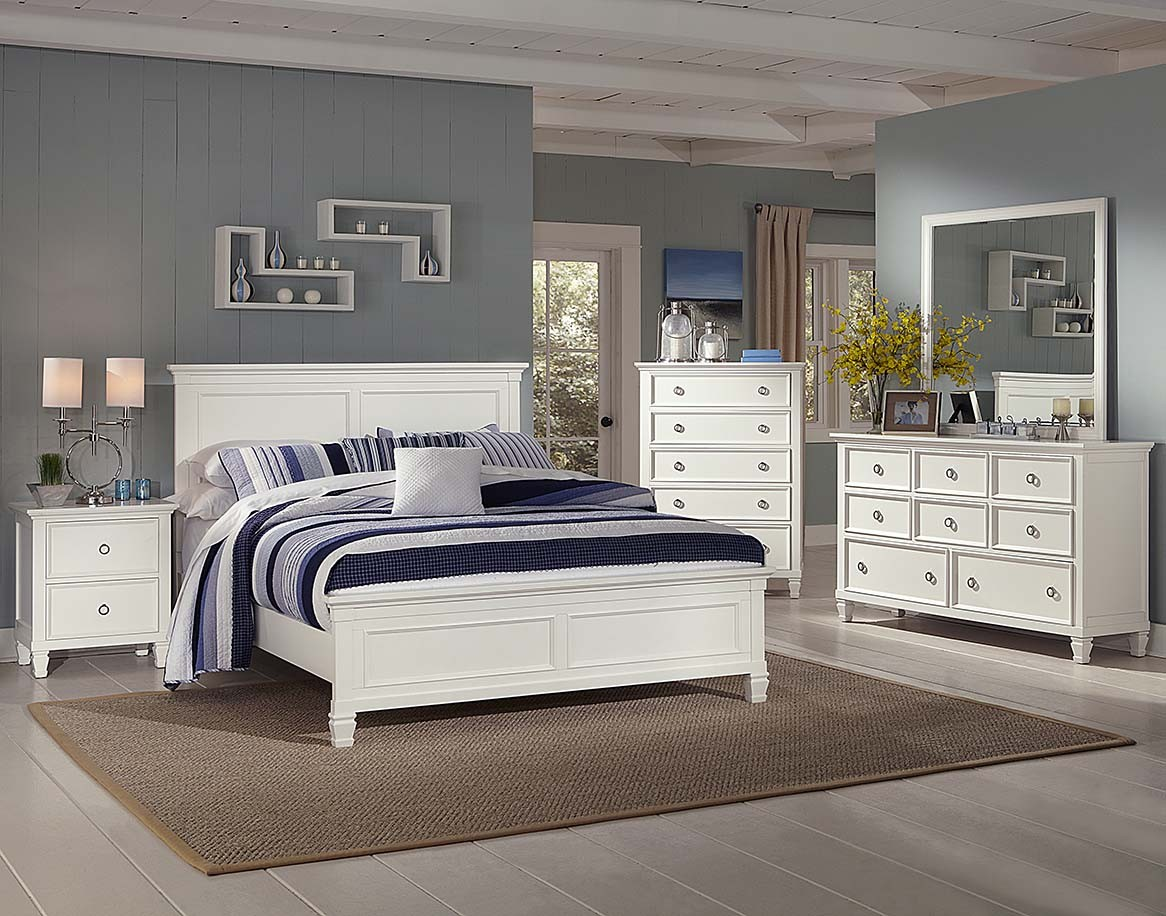 white bedroom furniture advantage